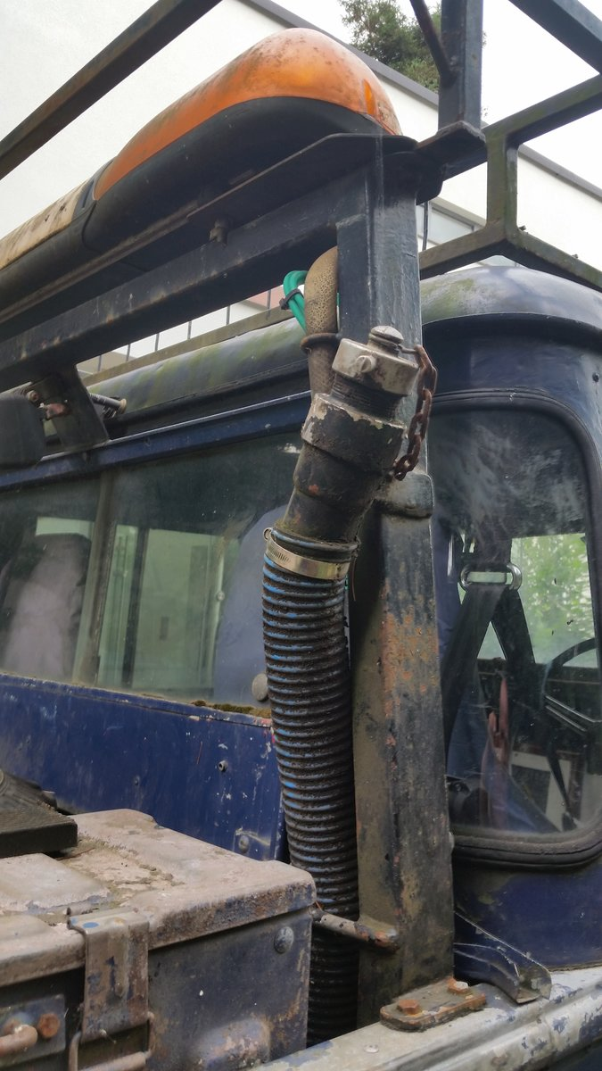 1965 Land Rover Series 2A Modified 'Green Lane' Project For Sale (picture 5 of 6)