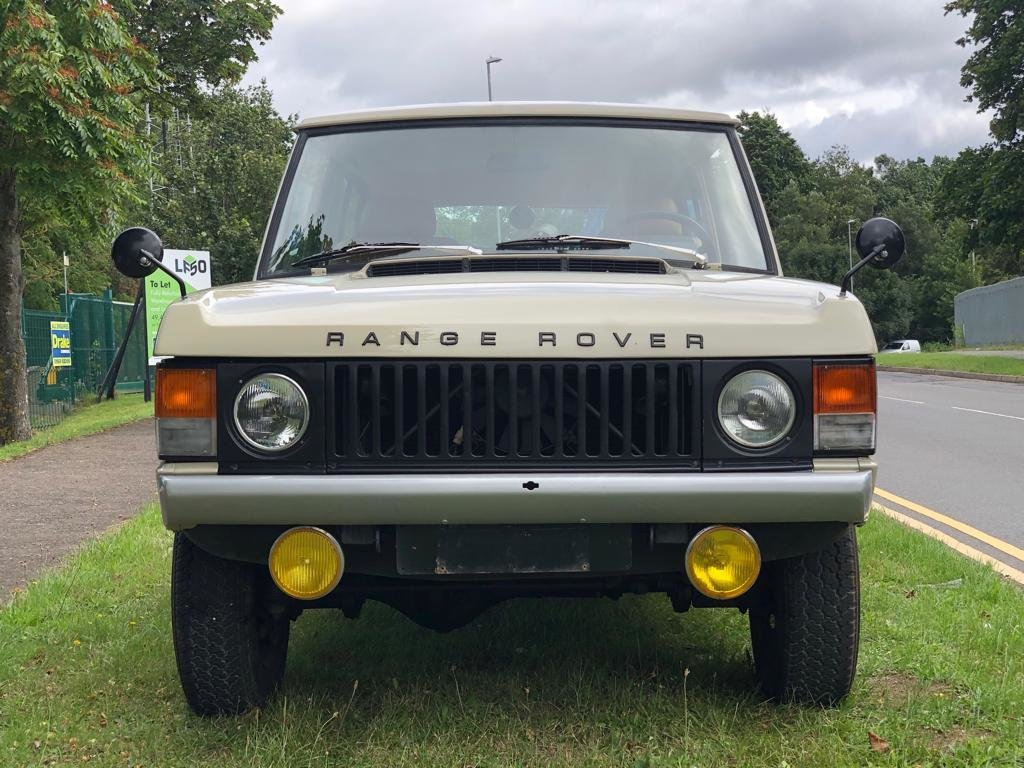 1974 Land Rover Range Rover Classic 3.5 V8 Manual SOLD (picture 2 of 6)