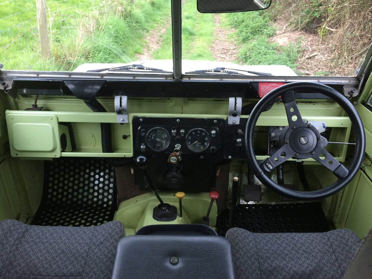 1971 Land Rover Series 2A Very useable   SOLD (picture 2 of 6)