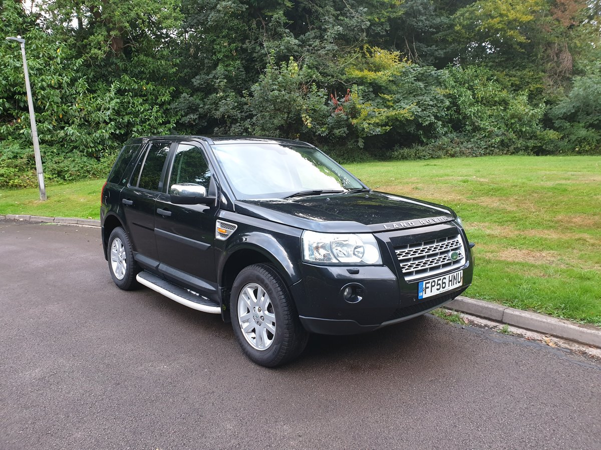 2007 Absolute Bargain £1995.. Land Rover Freelander 2 TD4 SE..  SOLD (picture 1 of 6)