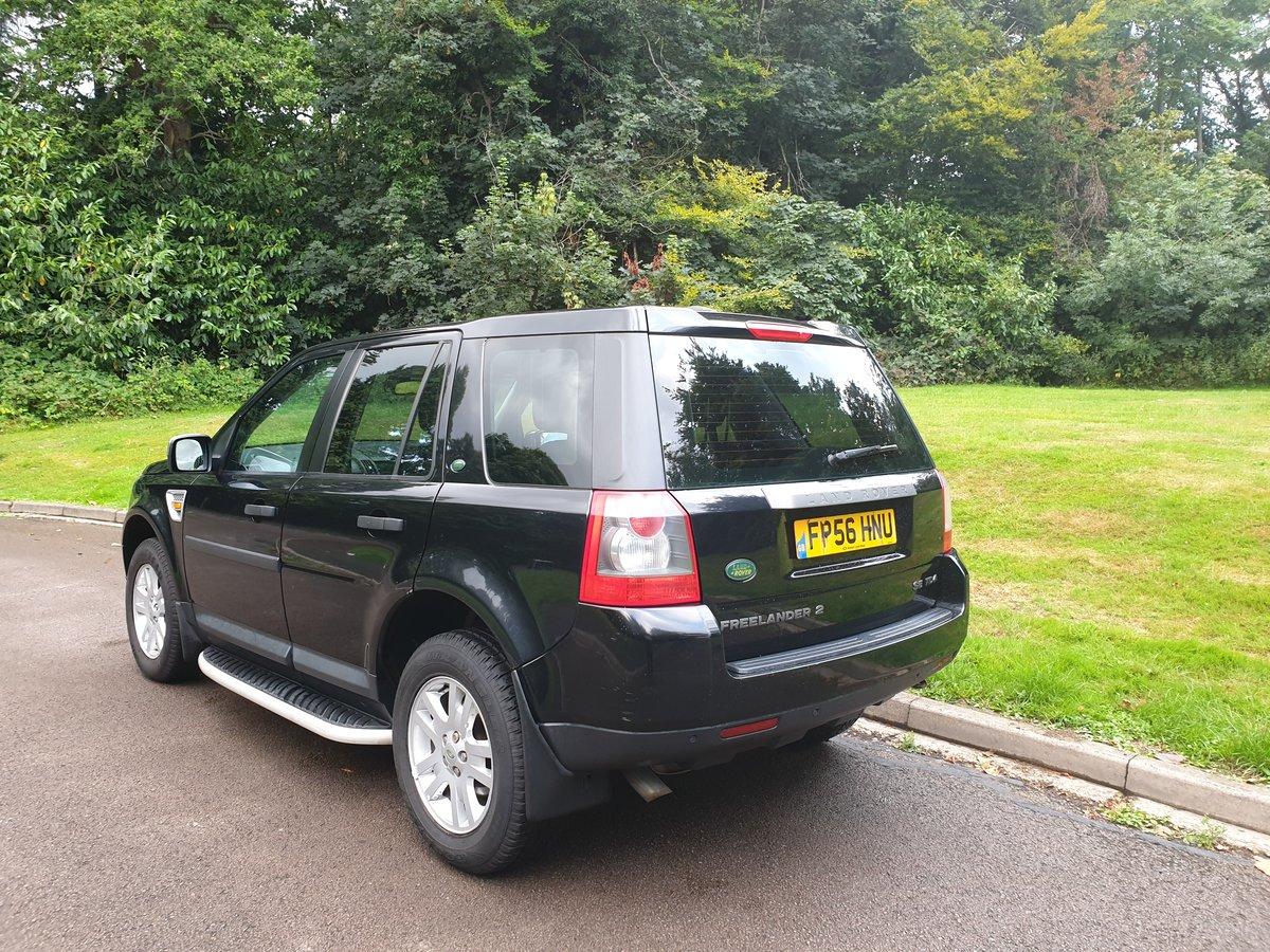 2007 Absolute Bargain £1995.. Land Rover Freelander 2 TD4 SE..  SOLD (picture 6 of 6)