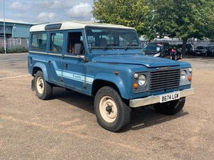 1984  Land Rover 110 County at ACA 24th August