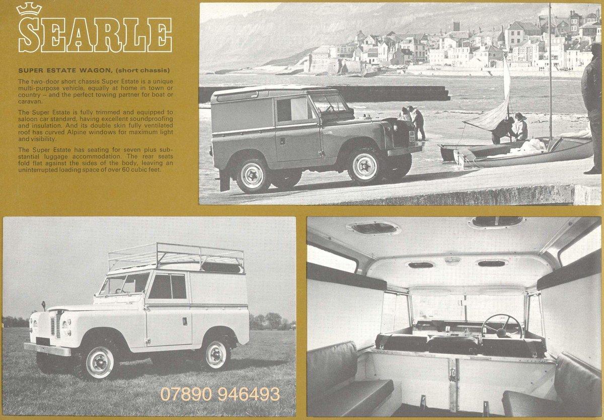 1966 Land-Rover Series 2A 88