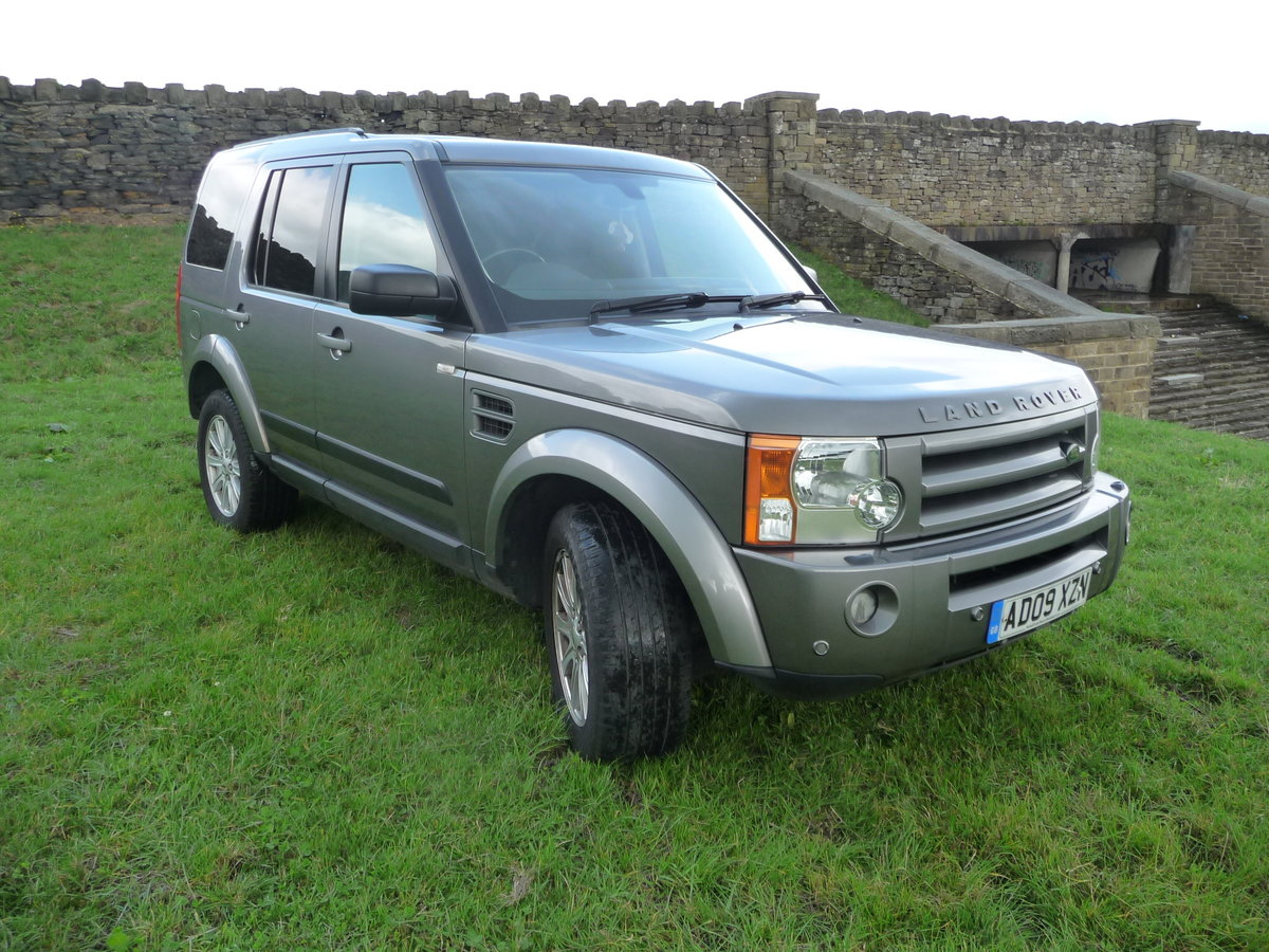 2009  LAND ROVER DISCOVERY SE AUTOMATIC For Sale (picture 1 of 6)