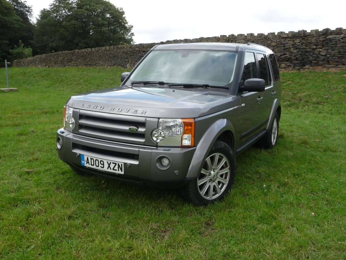 2009  LAND ROVER DISCOVERY SE AUTOMATIC SOLD (picture 2 of 6)