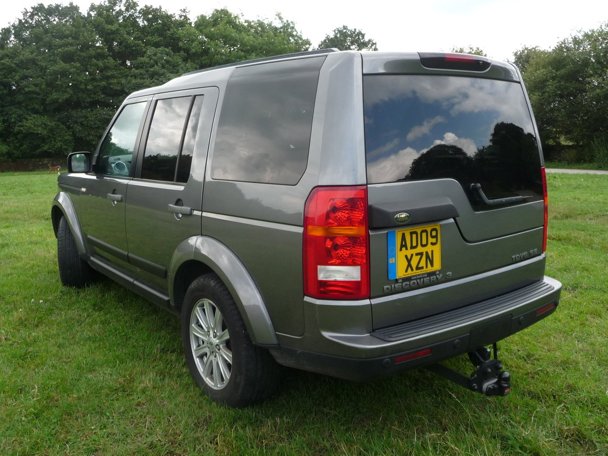 2009  LAND ROVER DISCOVERY SE AUTOMATIC SOLD (picture 3 of 6)