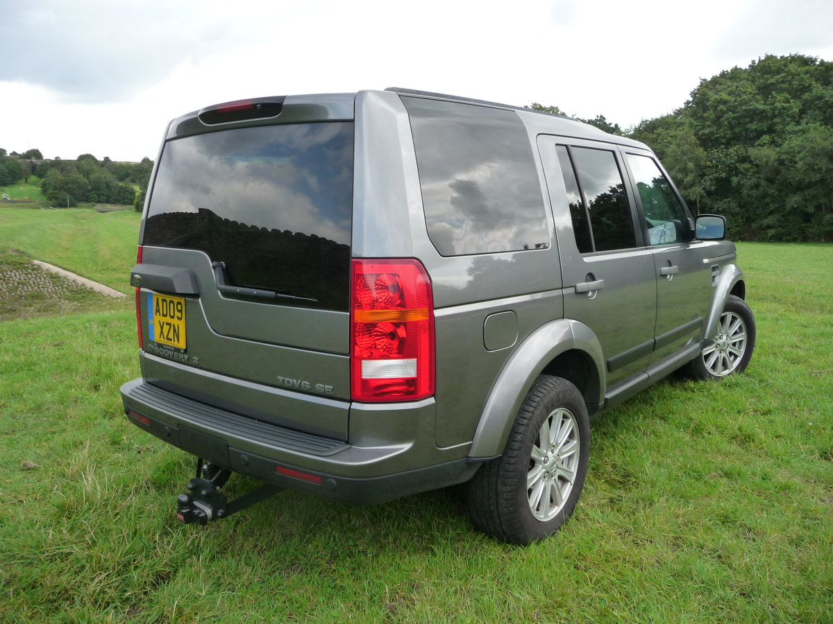 2009  LAND ROVER DISCOVERY SE AUTOMATIC SOLD (picture 4 of 6)