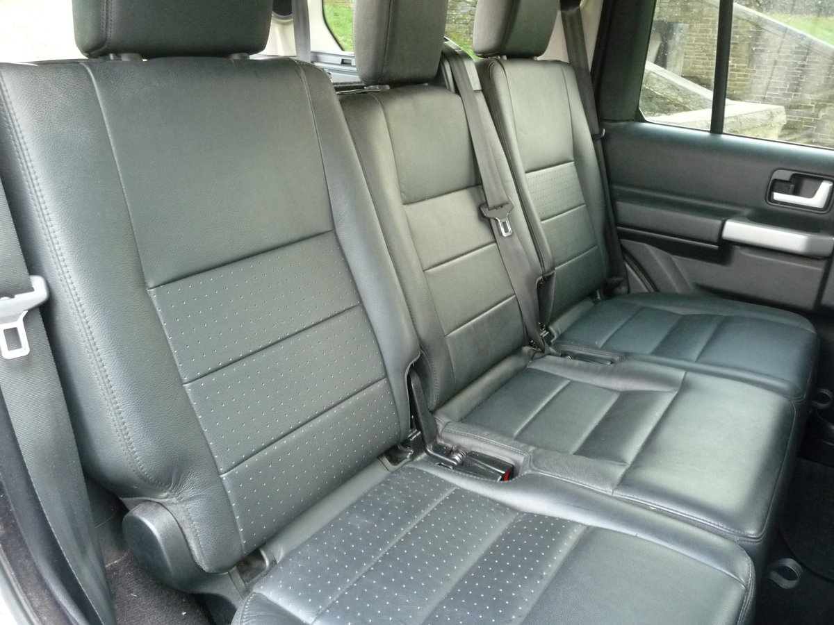 2009  LAND ROVER DISCOVERY SE AUTOMATIC For Sale (picture 6 of 6)