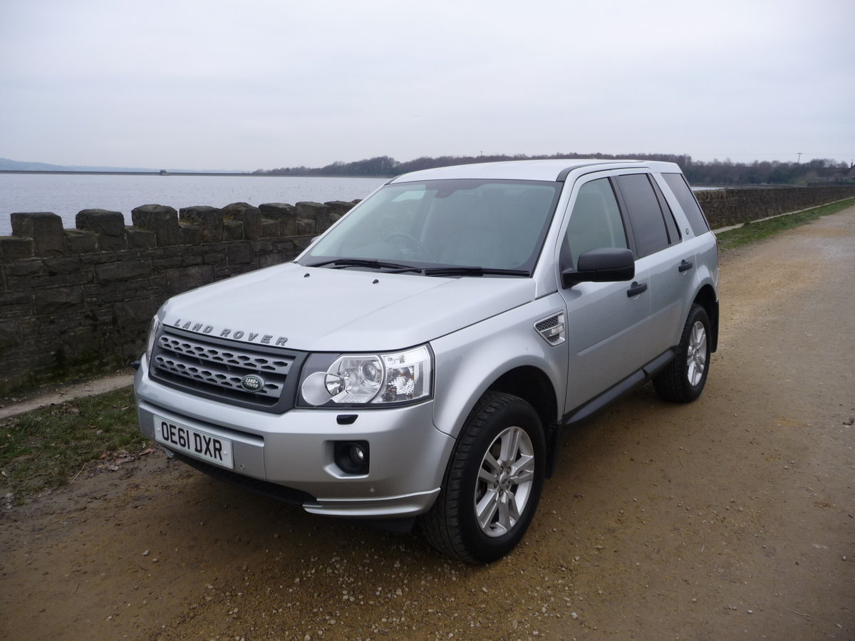 2012 FREELANDER 2 XS – MANUAL – 47,000 MILES For Sale (picture 1 of 6)