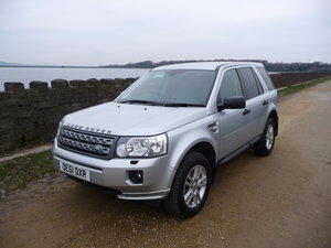 2012 FREELANDER 2 XS – MANUAL – 47,000 MILES For Sale
