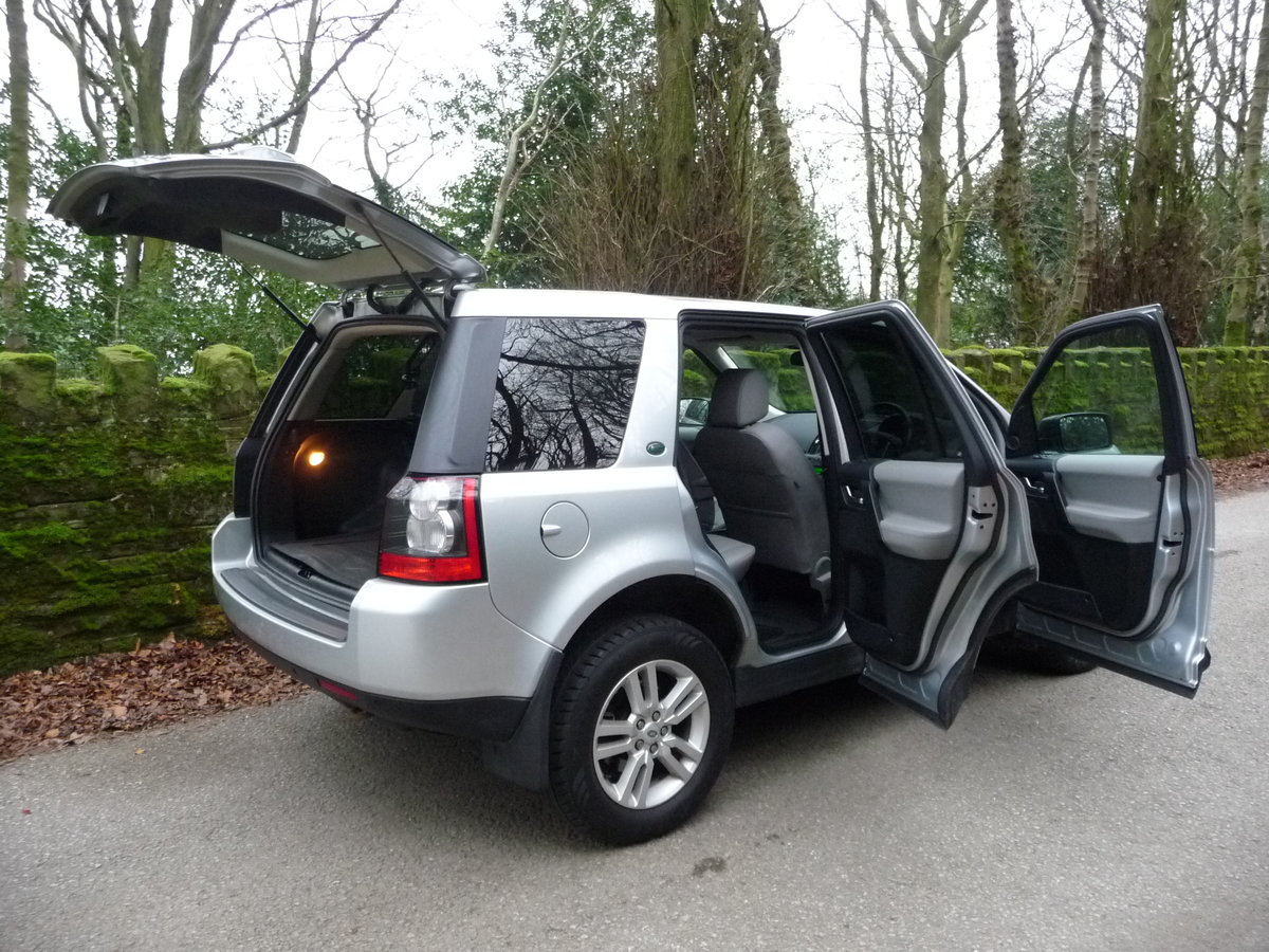 2012 FREELANDER 2 XS – MANUAL – 47,000 MILES For Sale (picture 2 of 6)
