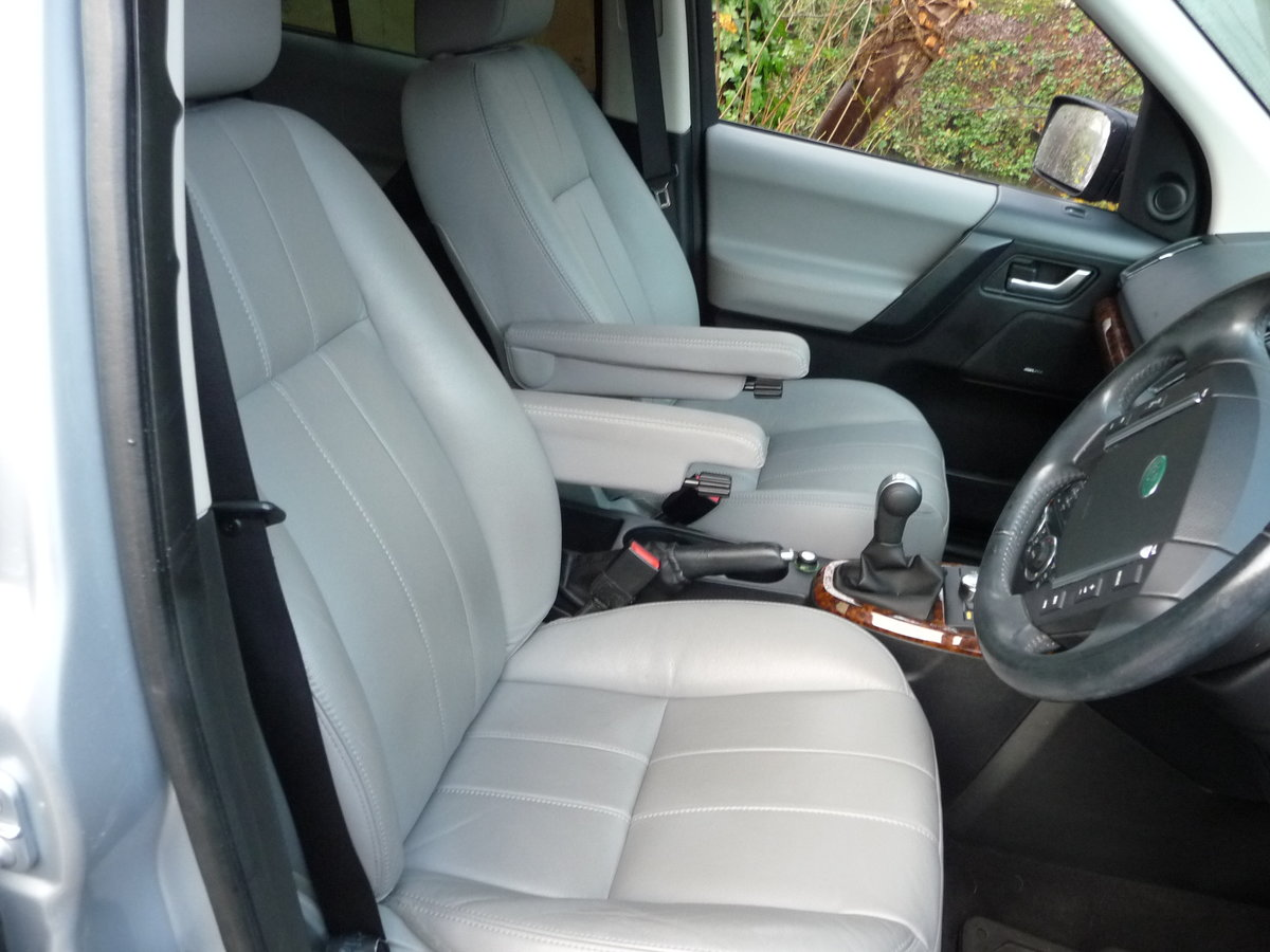 2012 FREELANDER 2 XS – MANUAL – 47,000 MILES For Sale (picture 3 of 6)