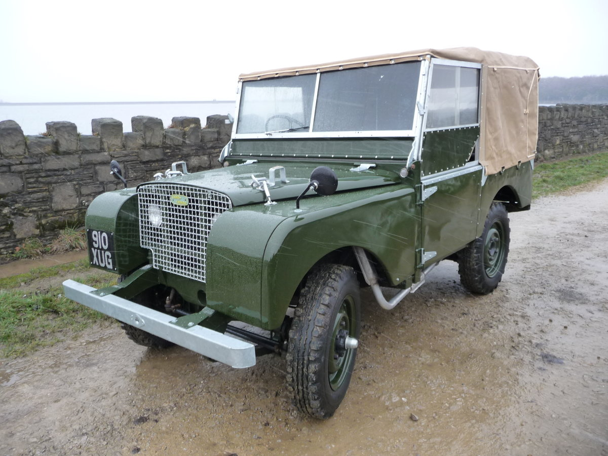 1949 LAND ROVER SERIES 1 - 80 inch For Sale (picture 1 of 9)