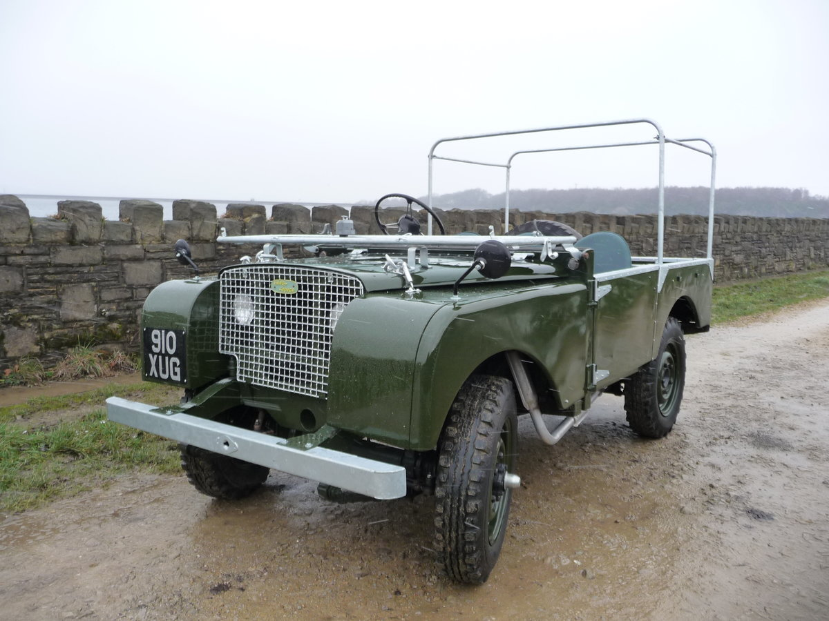1949 LAND ROVER SERIES 1 - 80 inch For Sale (picture 3 of 9)