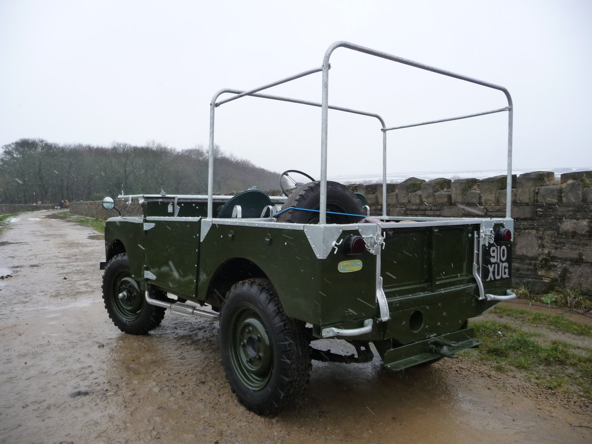 1949 LAND ROVER SERIES 1 - 80 inch For Sale (picture 4 of 9)