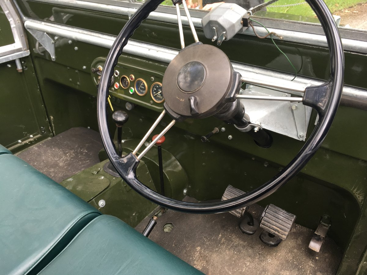 1949 LAND ROVER SERIES 1 - 80 inch For Sale (picture 5 of 9)