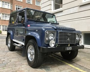 2008 LAND ROVER DEFENDER XS 90.2.4 For Sale
