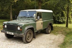 1998 Land Rover Defender 110 Ex MOD  For Sale