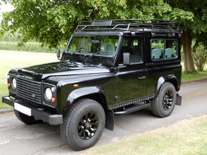 2004  Land Rover Defender 90 Factory CSW SOLD