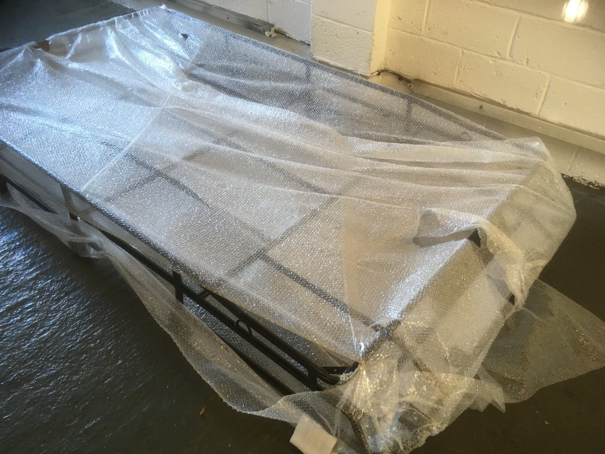 2016 Land Rover Defender 110 Genuine G4 Expedition Roof Rack For Sale (picture 3 of 4)
