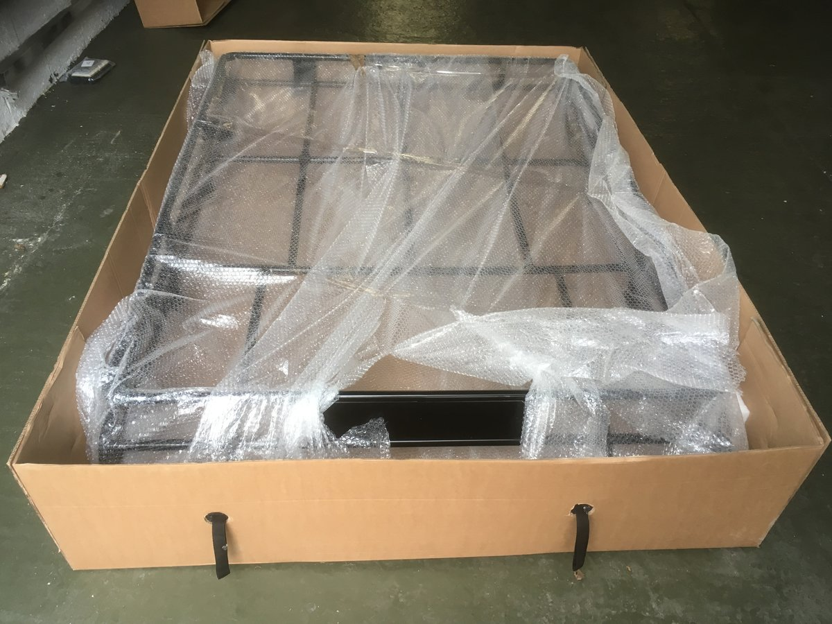 2016 Land Rover Defender 90 Genuine  G4 Expedition Roof Rack For Sale (picture 4 of 4)