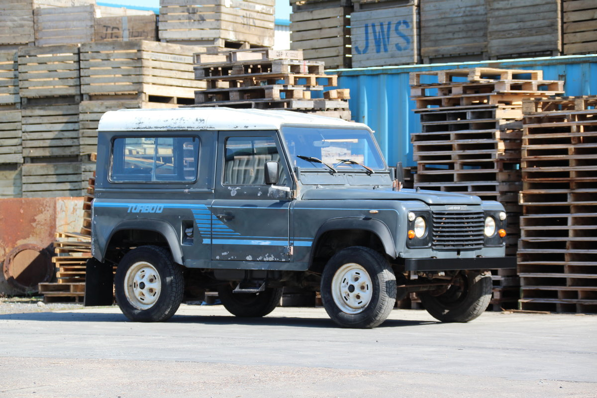 1987 Land Rover Defender 90 2.5TD LHD  For Sale (picture 1 of 6)