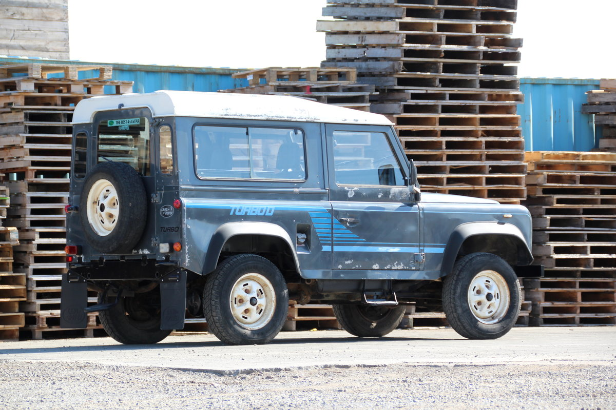 1987 Land Rover Defender 90 2.5TD LHD  For Sale (picture 3 of 6)