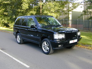 RANGE ROVER P38 4.6 VOGUE - BEST COLOUR COMBO! - EX JAPAN!