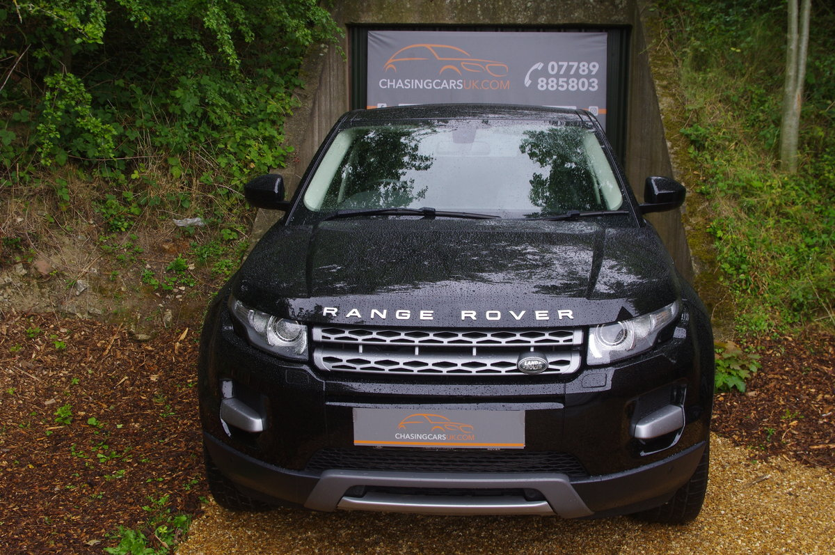 2014 Evoque 2.2 SD4 Pure Tech 5 Dr SUV 1 Owner F.S.H. For Sale (picture 3 of 6)
