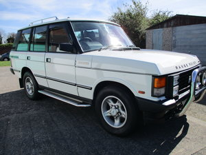 1986 range rover immaculate classic  For Sale