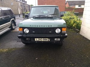 1993 Range Rover Vogue