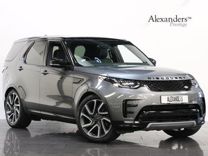 2017 17 67 LAND ROVER DISCOVERY HSE AUTO