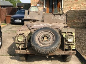 1952 Land Rover ser1  Armoured  For Sale