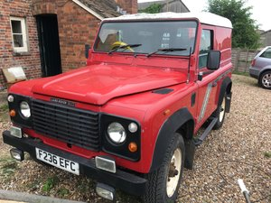 1988 Land Rover 90 Full history from new! For Sale