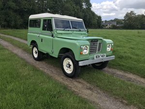 1979 Landrover series3  For Sale