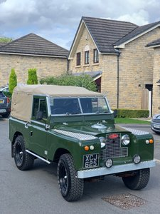1961 Land rover Series 2 -  3.5 V8 - PRICE REDUCED