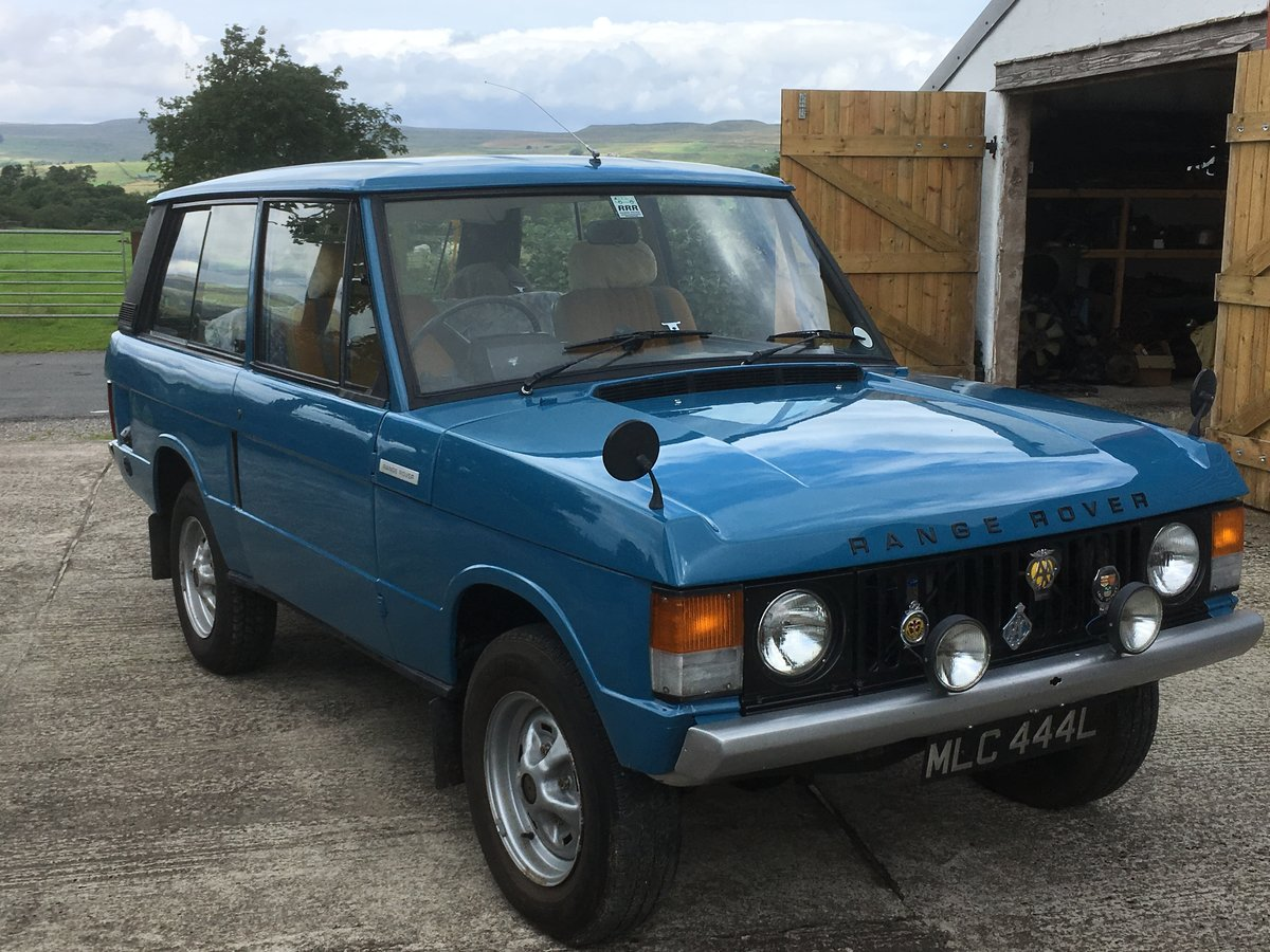 1972 Range Rover Classic  (A suffix) For Sale (picture 4 of 6)