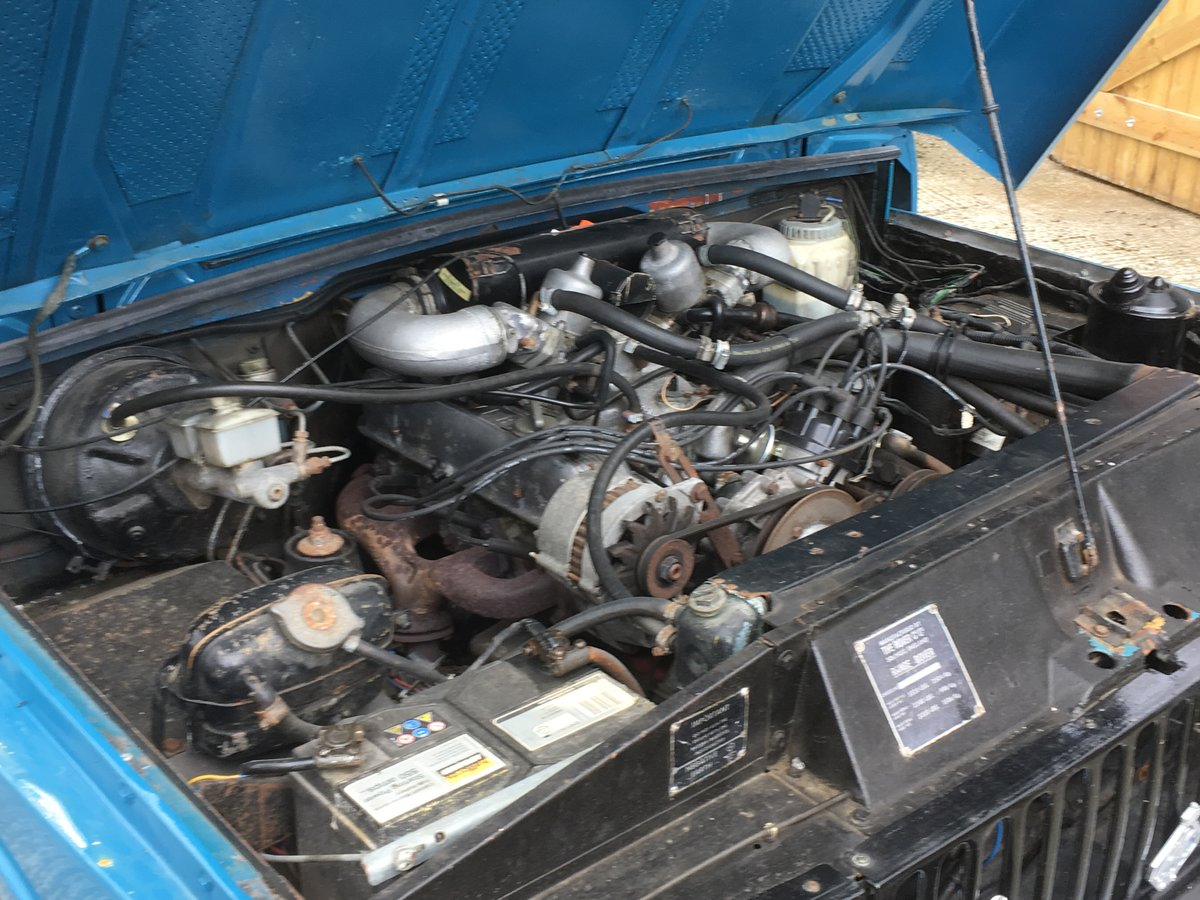 1972 Range Rover Classic  (A suffix) For Sale (picture 6 of 6)
