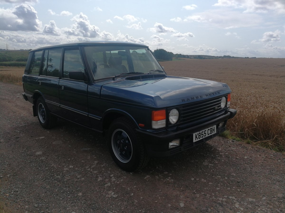 1993 Range Rover Classic LSE SOLD (picture 1 of 6)