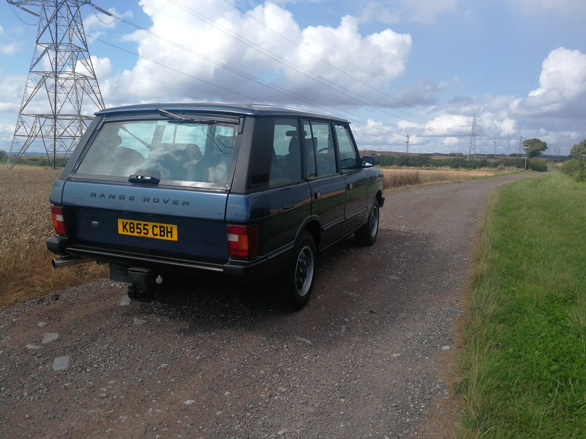1993 Range Rover Classic LSE SOLD (picture 2 of 6)