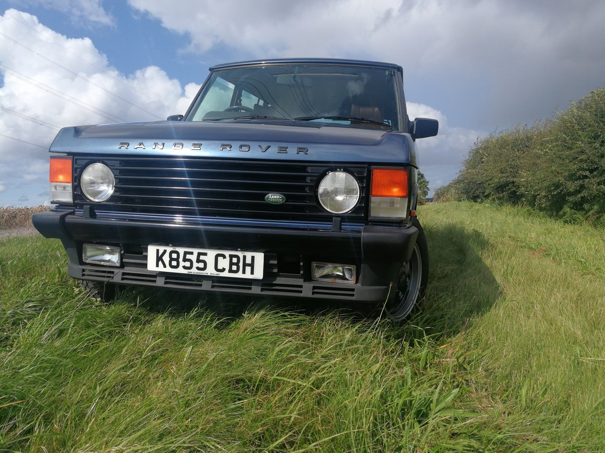 1993 Range Rover Classic LSE SOLD (picture 3 of 6)