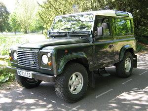 1995 Land Rover Defender, S/W 300 TDI. Superb  For Sale