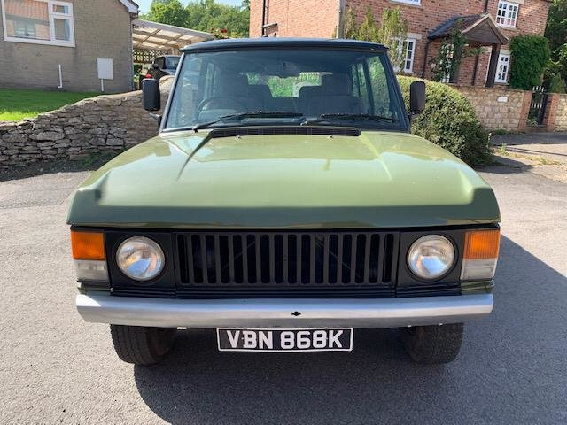 1972 Classic Range Rover Suffix A SOLD (picture 2 of 6)