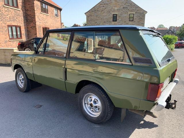 1972 Classic Range Rover Suffix A SOLD (picture 4 of 6)