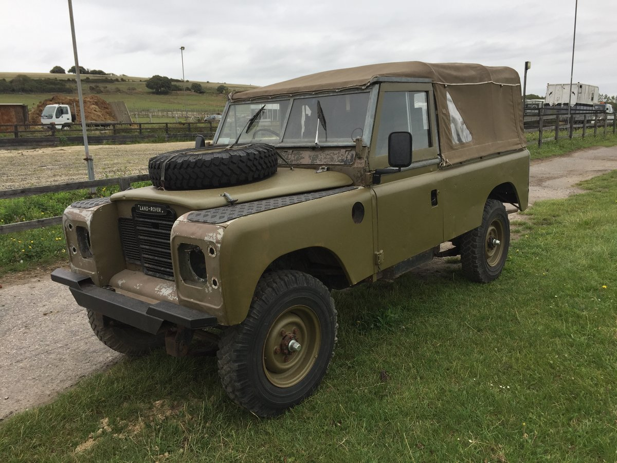 1984 Land Rover SOLD (picture 1 of 6)