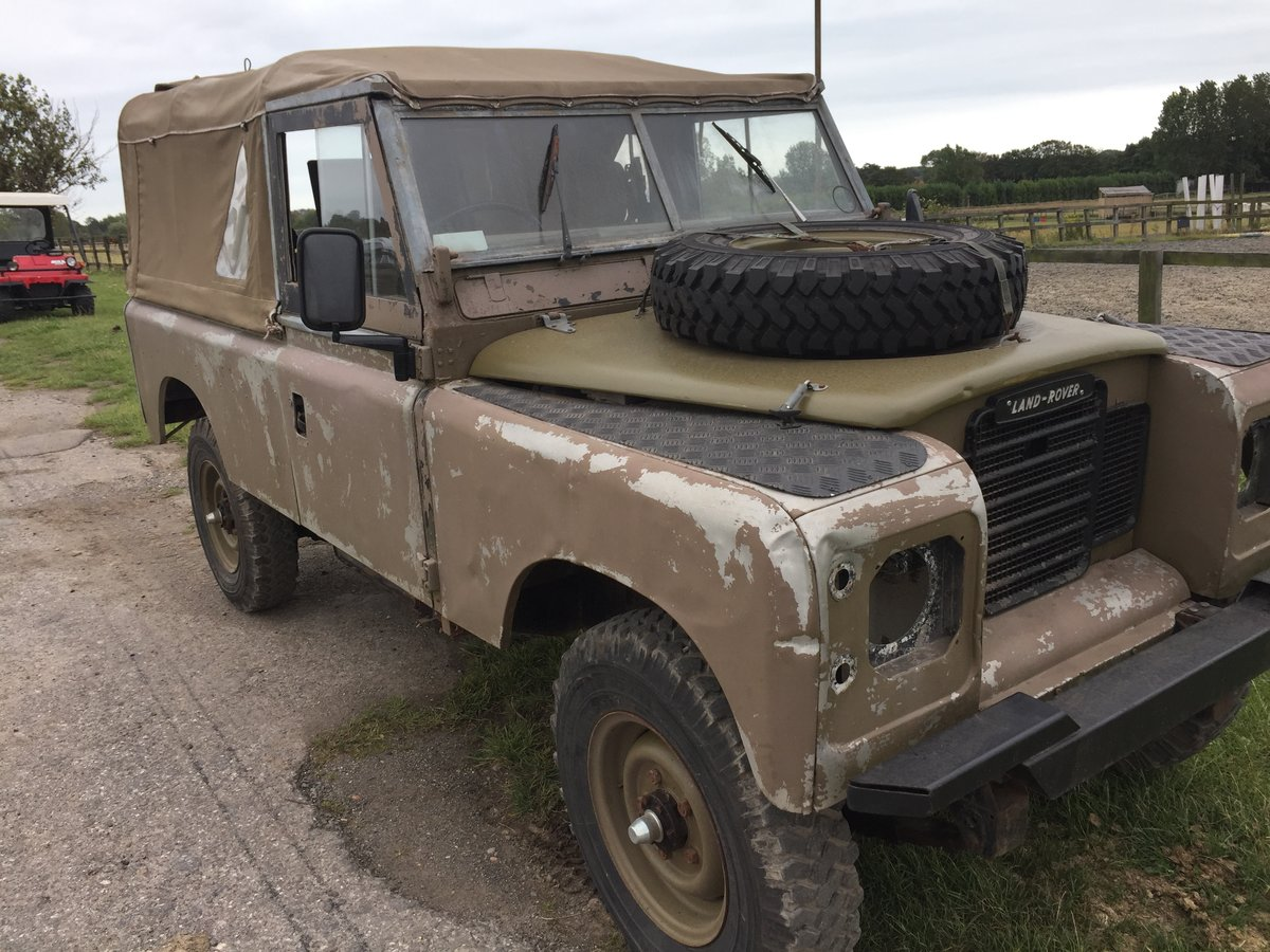 1984 Land Rover SOLD (picture 3 of 6)