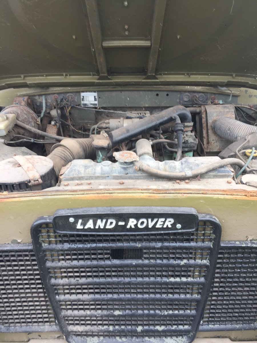 1984 Land Rover SOLD (picture 4 of 6)