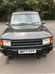 1994 Discovery 3 Door Tdi manual