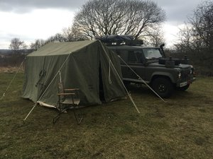 1985 110 Hardtop Ex Military  For Sale