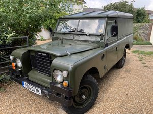 1972 Series 3  4 Cyl Diesel LWB 15997m gen EX TA For Sale